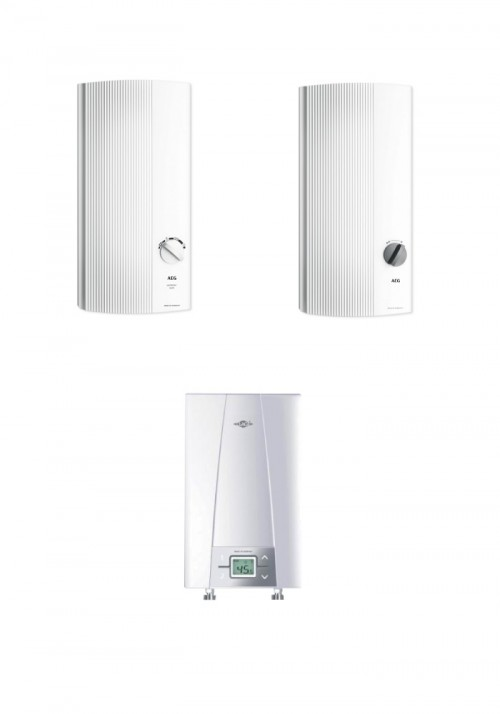 CENTRAL INSTANTANEOUS WATER HEATERS
