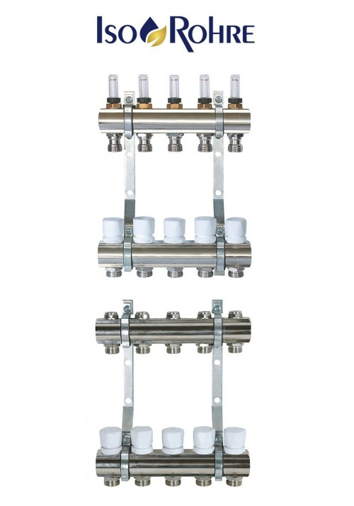 FIXED/VARIABLE REGULATION MANIFOLDS