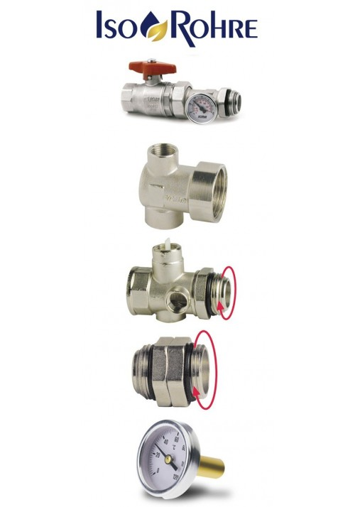 ACCESSORIES FOR MANIFOLDS ICMA