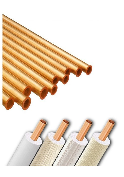REFRIGERANT COPPER PIPES