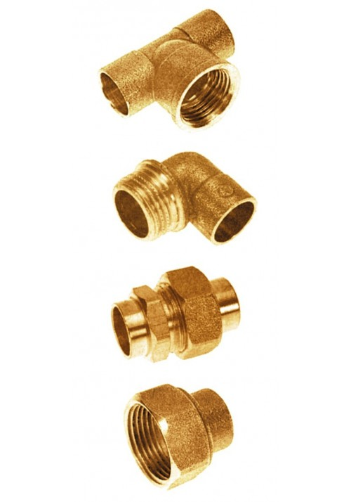 BRASS COPPER FITTINGS