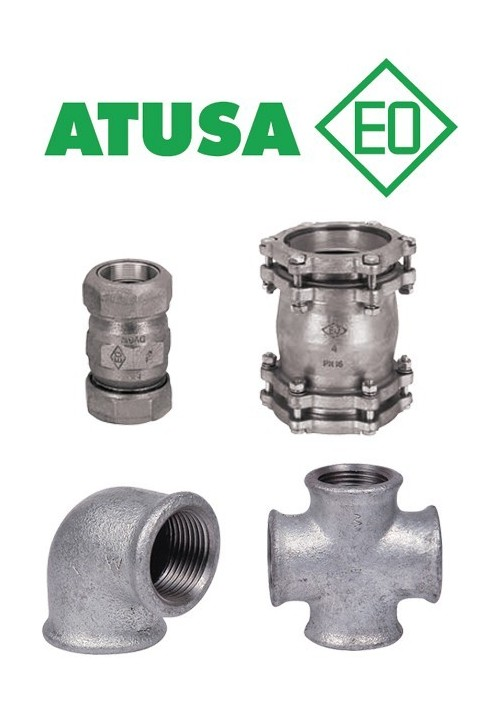 IRON FITTINGS ATUSA