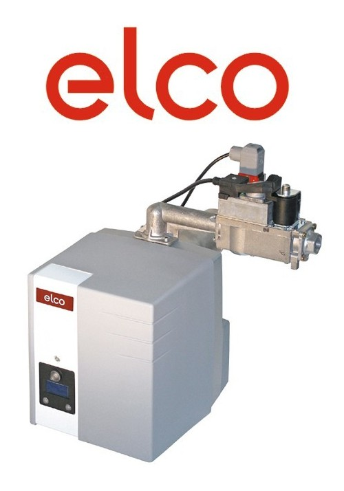 GAS BURNER ELCO