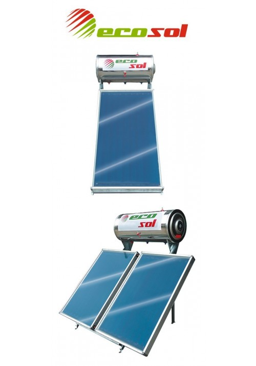 SOLAR WATER HEATER ECO SOL