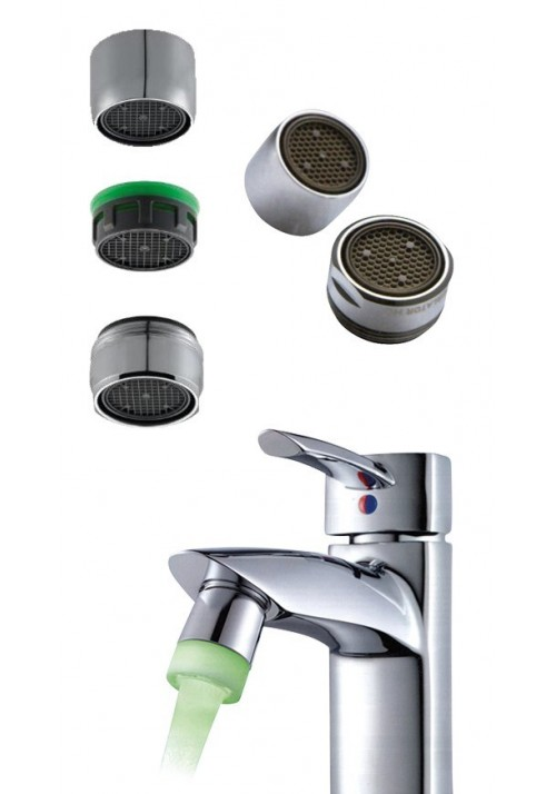 FAUCET FILTERS FOR WATER SAVING