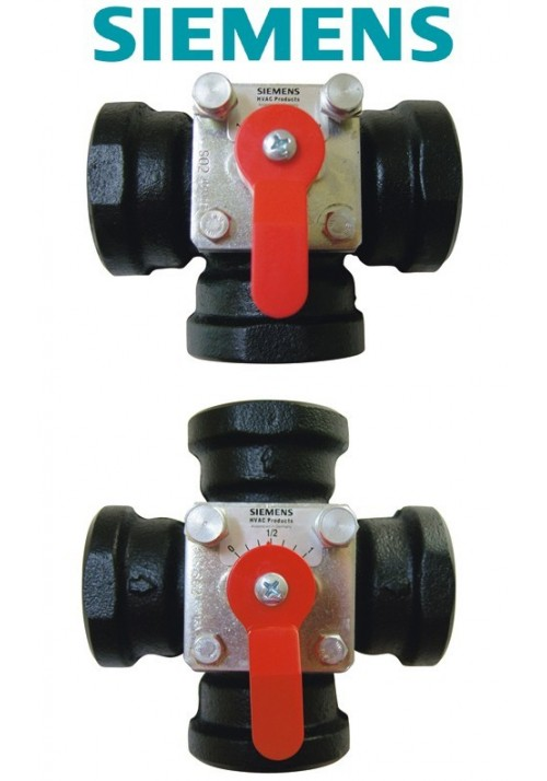 THREE & FOUR WAY VALVES