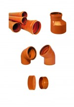 SEWER TUBES & COMPONENTS